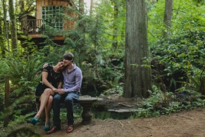 Lena + Rory, Treehouse Point, Issaquah Love Session, © Kendall Lauren Photography, 2013